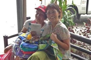 Pillow case vendor Nanay Linda chooses to follow Jesus