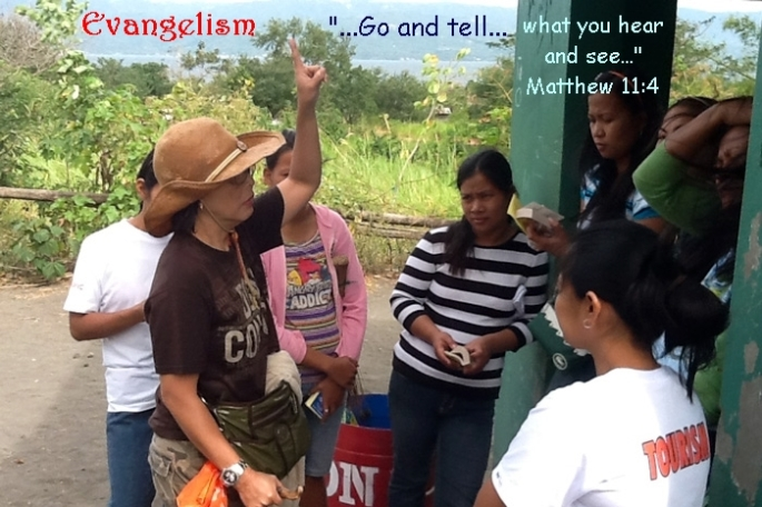 Mission-Evangelism E