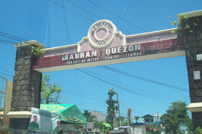 Yes we are! Welcome to Mauban!!!