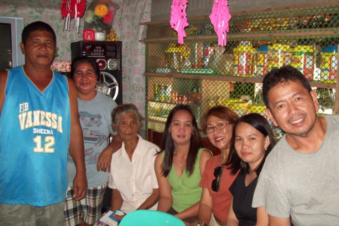 Household # 1 who received the truth of the Gospel in Jesus Christ.