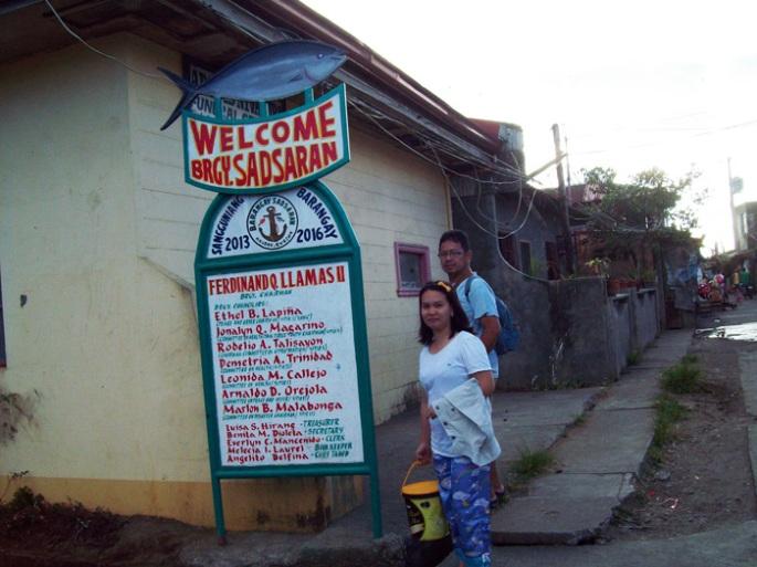 Barangay Sadsaran