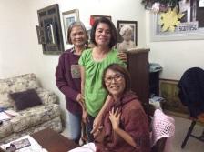 Visit from Melinda of SoCal
